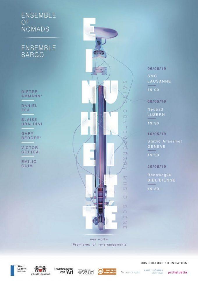 Einheit | Unite - poster a4